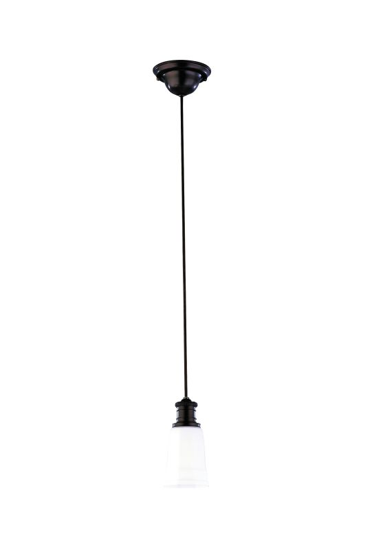 "Hudson Valley Lighting 2521 Single Light Pendant from the Bradford Sale $214.00 ITEM#: 526000 MODEL# :2521-OB UPC#: 806134013011 Bradford Collection 1 Light Pendant Refresh your sense of beauty with this timeless collection 5"" D x 10 1/2"" Min. Ht. 1-75w Medium Base (Not Included) :"
