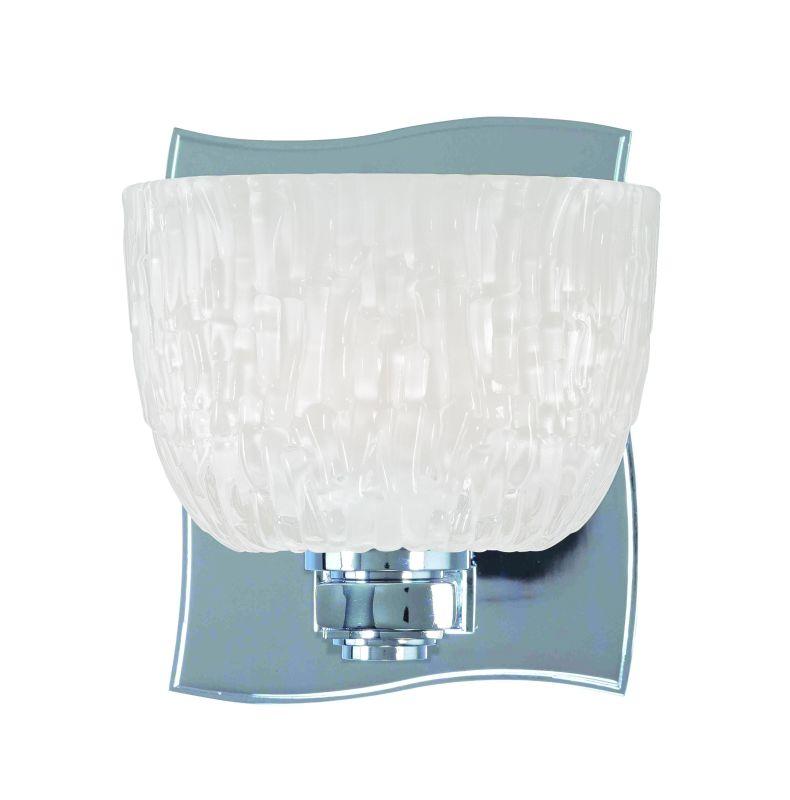 Hudson Valley Lighting 2661 Single Light Up Lighting Bath Vanity with Sale $172.00 ITEM#: 1737234 MODEL# :2661-PC UPC#: 806134123451 :