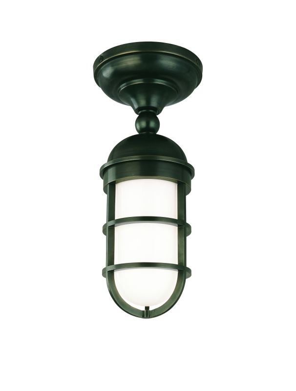 Hudson Valley Lighting 3011 Single Light Ceiling Fixture from the