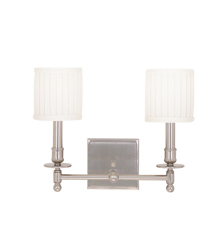 "Hudson Valley Lighting 302 Two Light 13.5"" Wide Bathroom Fixture from"