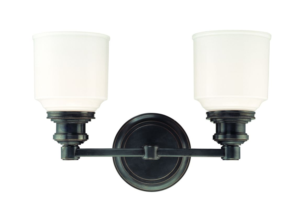 Hudson Valley Lighting 3402 Two Light Wall Sconce from the Windham