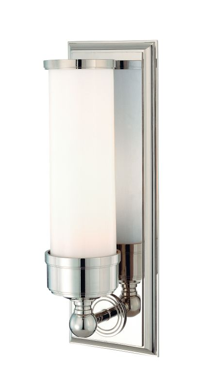 Hudson Valley Lighting 371 Indoor Wall Sconce Light Polished Nickel