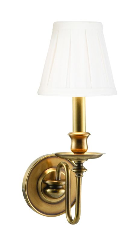 Hudson Valley Lighting 4021 Single Light Wall Sconce from the Menlo
