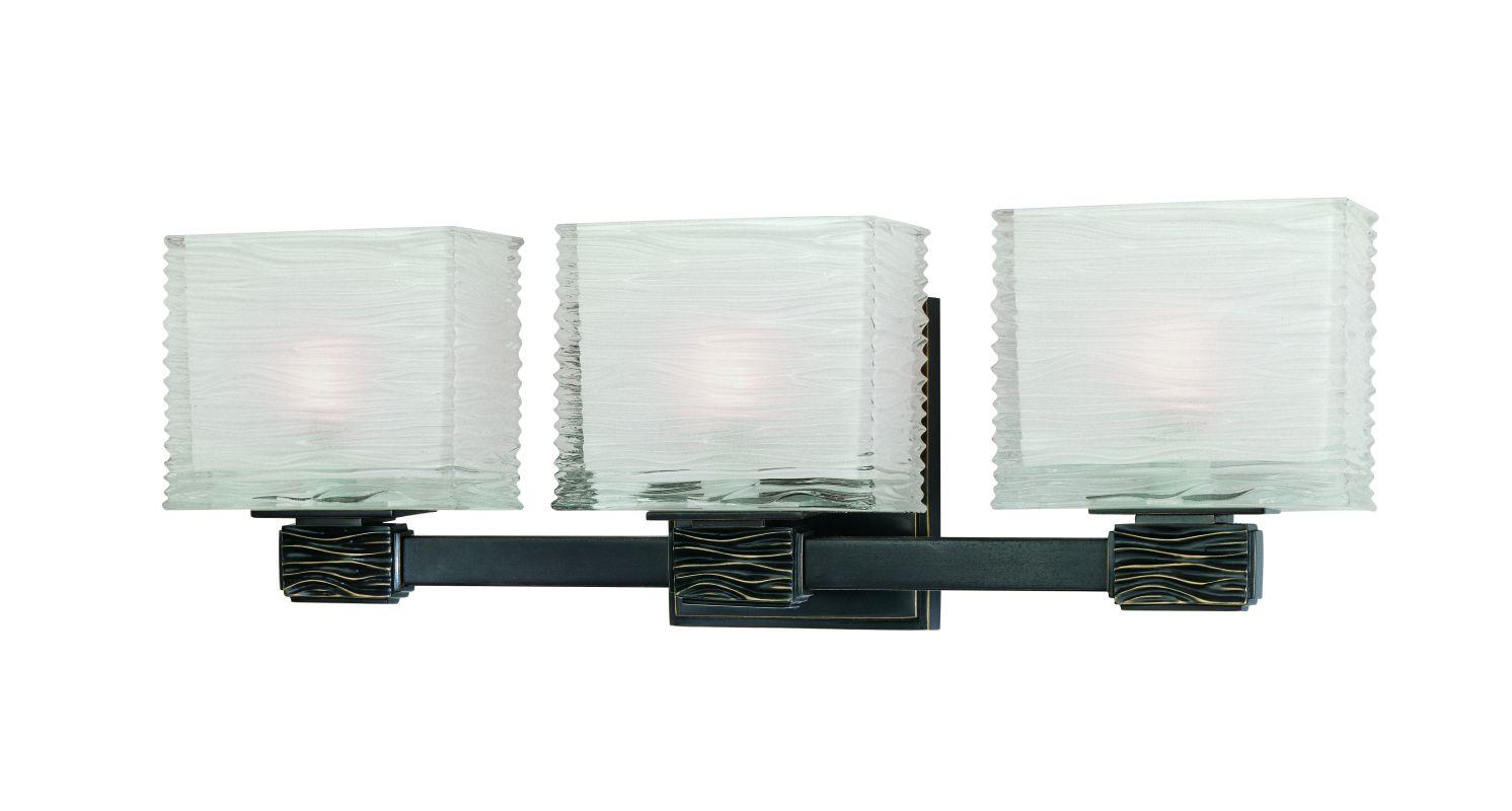Hudson Valley Lighting 4663 Hartsdale 3 Light Bathroom Vanity Light Sale $376.00 ITEM#: 1737419 MODEL# :4663-OB UPC#: 806134118921 :