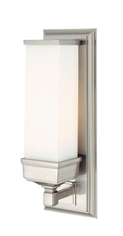 Hudson Valley Lighting 471 Single Light Up Lighting Wall Sconce with
