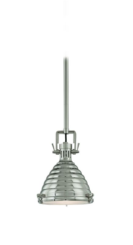 Hudson Valley Lighting 5109 One Light Pendant from the Naugatuck