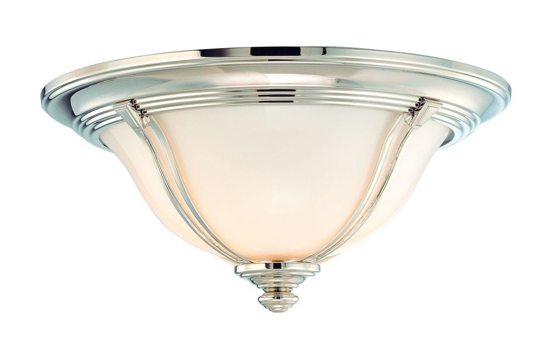 Hudson Valley Lighting 5414 Carrollton 2 Light Flush Mount Ceiling
