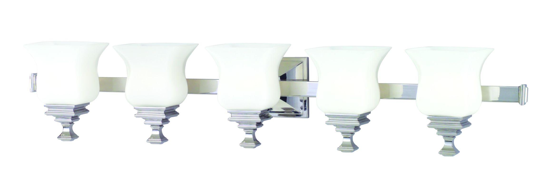 Hudson Valley Lighting 5505 Wilton 5 Light Bathroom Vanity Fixture Sale $578.00 ITEM#: 524000 MODEL# :5505-SN UPC#: 806134019600 :