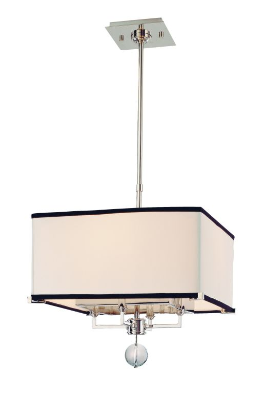 Hudson Valley Lighting 5644 Gresham Park 4 Light Pendant Polished