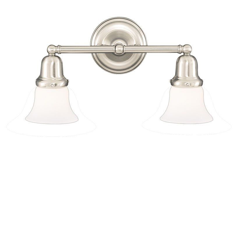Hudson Valley Lighting 582-341 Two Light Wall Sconce from the Edison Sale $278.00 ITEM#: 984610 MODEL# :582-PN-341 UPC#: 806134028763 :