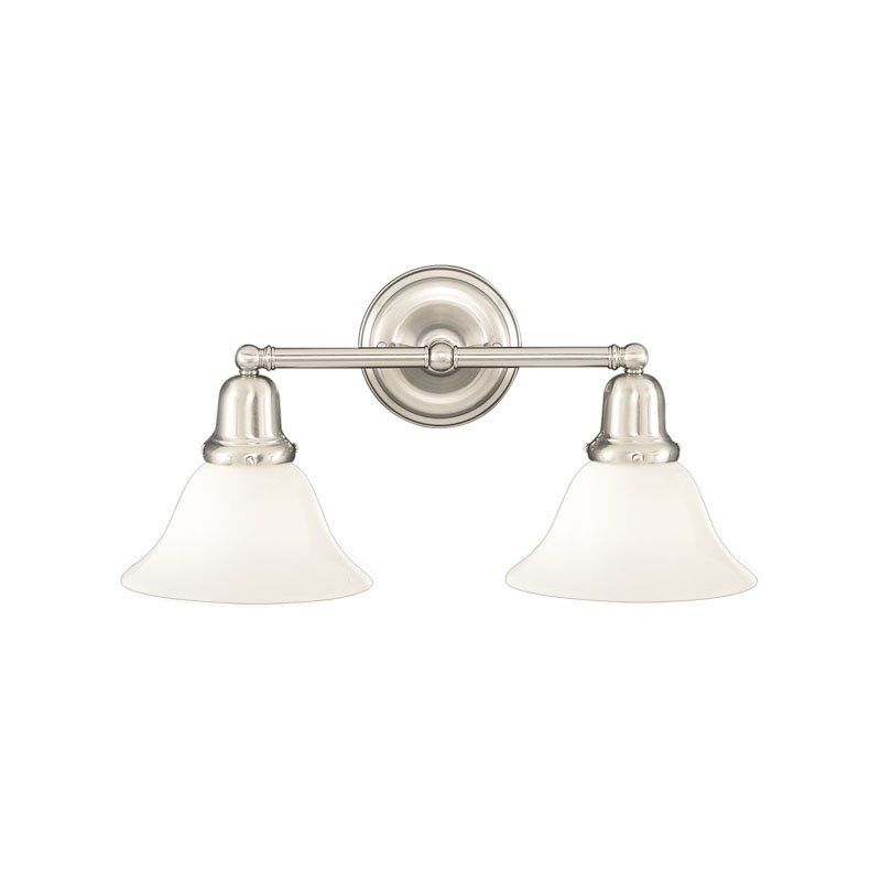 Hudson Valley Lighting 582-415 Two Light Wall Sconce from the Edison