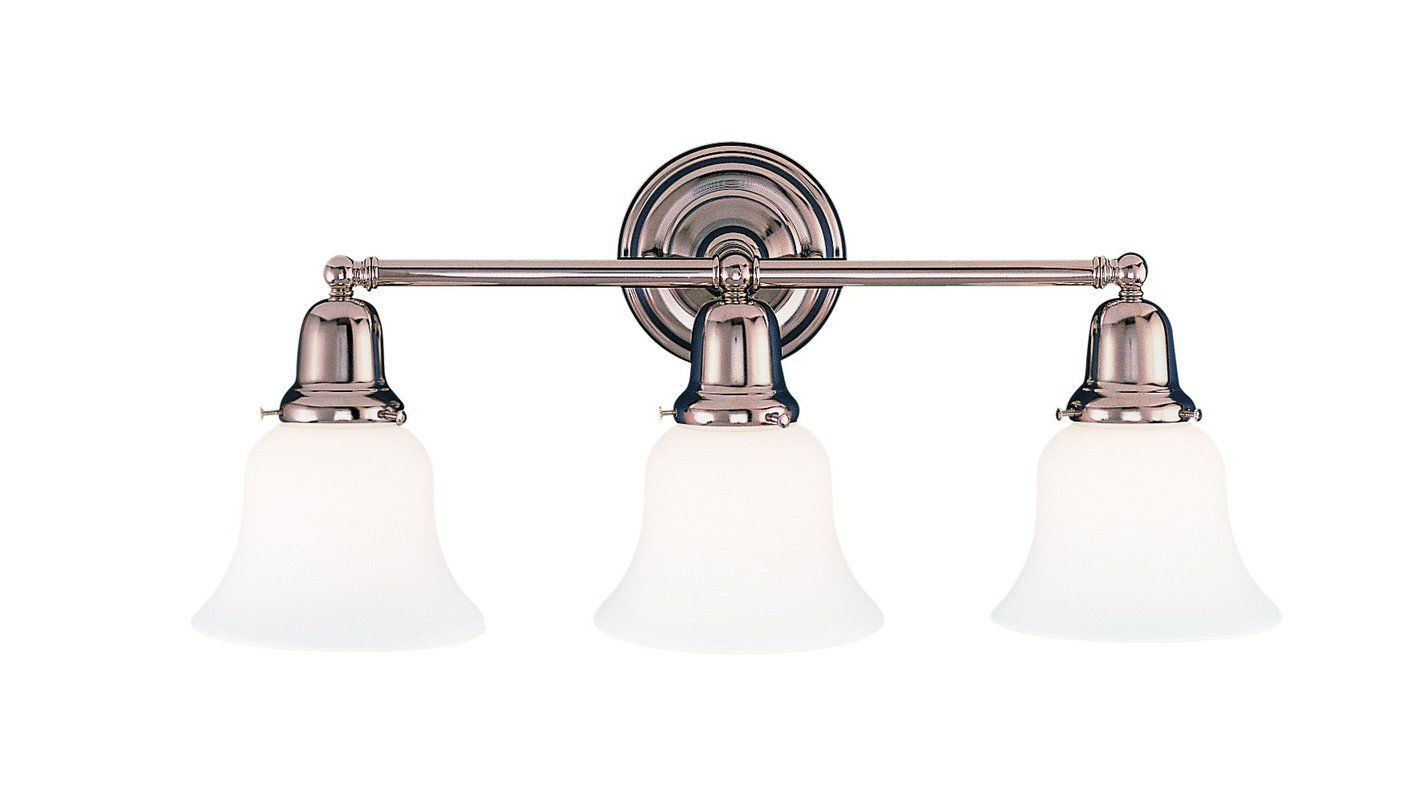 Hudson Valley Lighting 583-341 Three Light Wall Sconce from the Edison