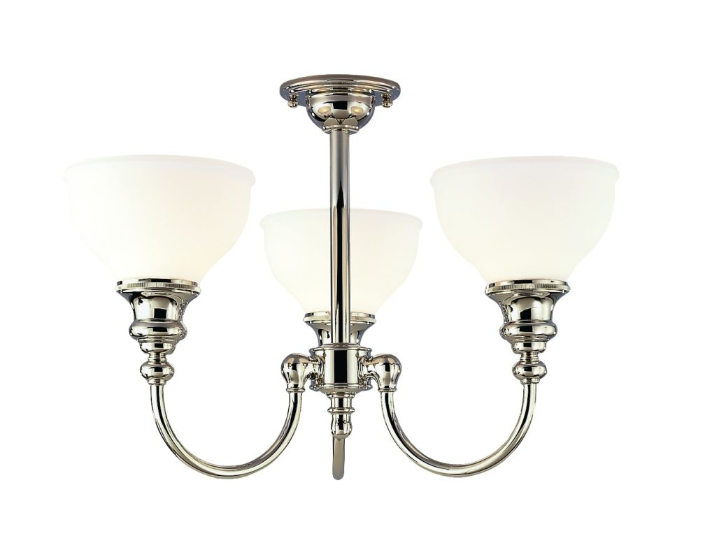 Hudson Valley Lighting 5913F Three Light Ceiling Fixture from the