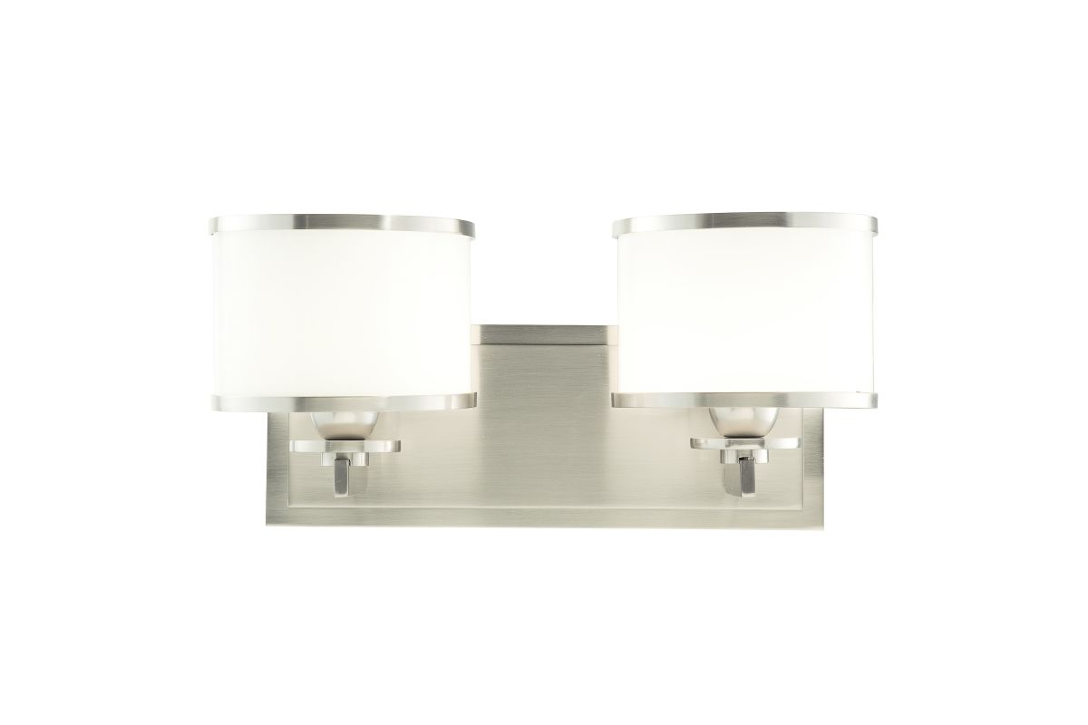 Hudson Valley Lighting 6102 Two Light Up Lighting Bath Vanity with