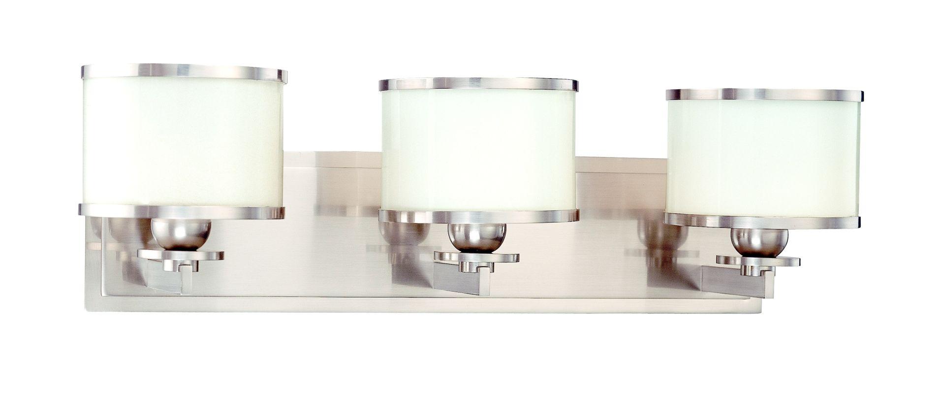 Hudson Valley Lighting 6103 Basking Ridge 3 Light Bathroom Vanity Sale $480.00 ITEM#: 1485697 MODEL# :6103-SN UPC#: 806134106843 :