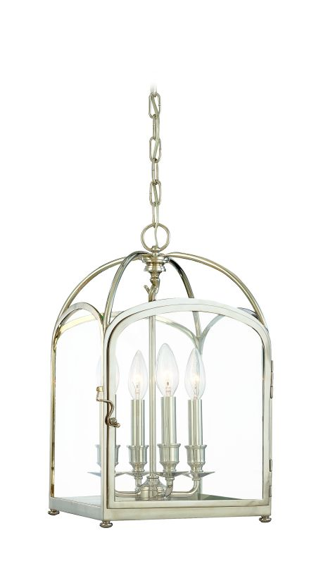 Hudson Valley Lighting 6480 Four Light Pendant from the Oxford
