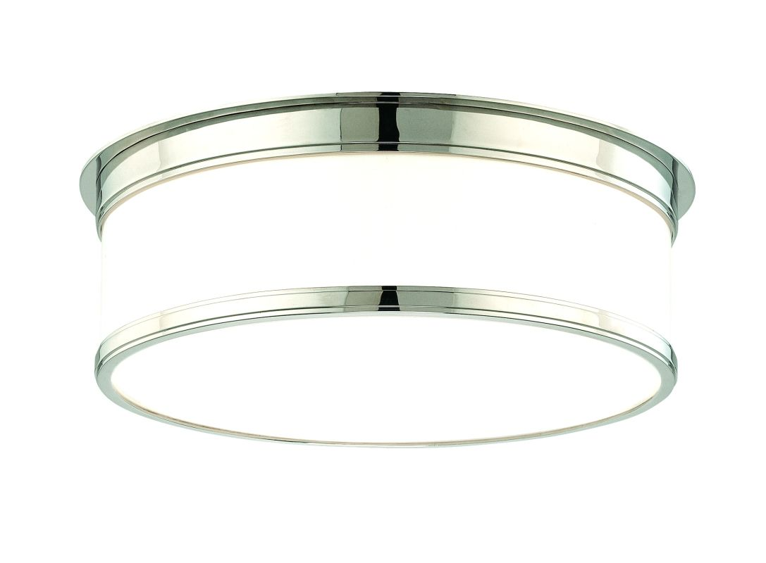 Hudson Valley Lighting 715 Geneva 3 Light Flush Mount Ceiling Fixture Sale $590.00 ITEM#: 1250539 MODEL# :715-PN UPC#: 806134106454 :