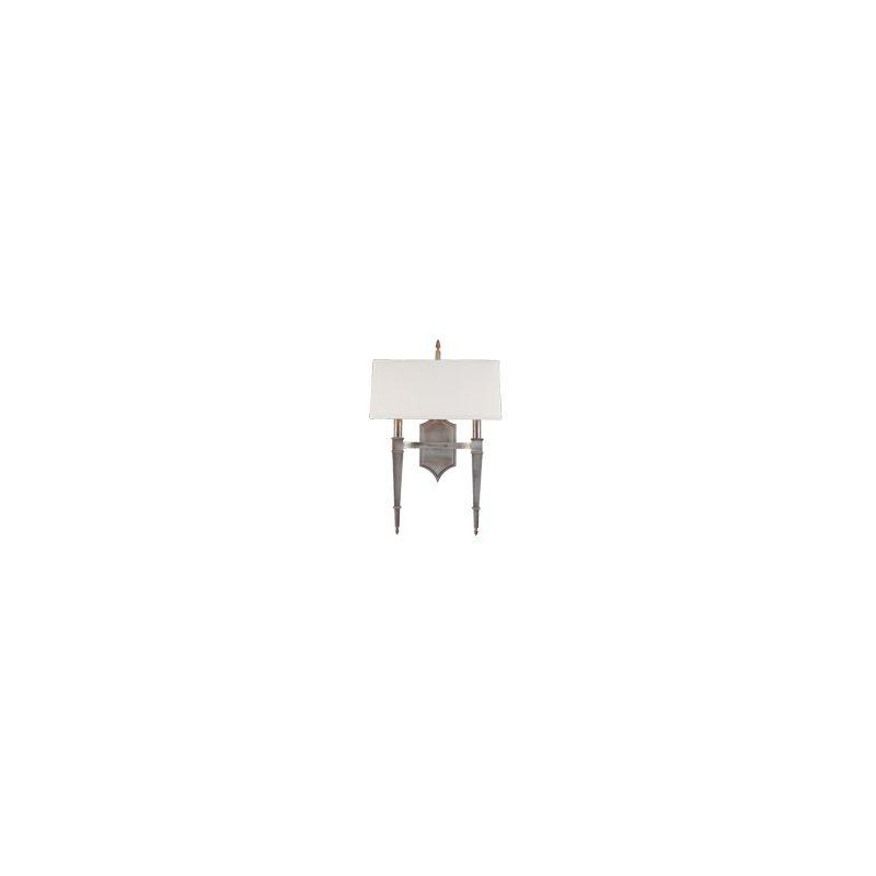 Hudson Valley Lighting 742 Two Light Up Lighting Brass Double Sale $578.00 ITEM#: 1716333 MODEL# :742-PN UPC#: 806134117962 :