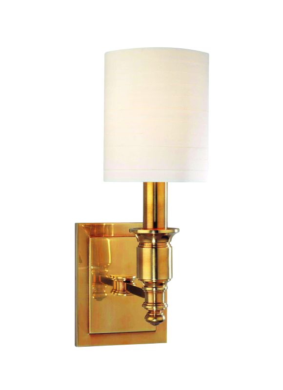 Hudson Valley Lighting 7501 Single Light Up Lighting Wallchiere Style