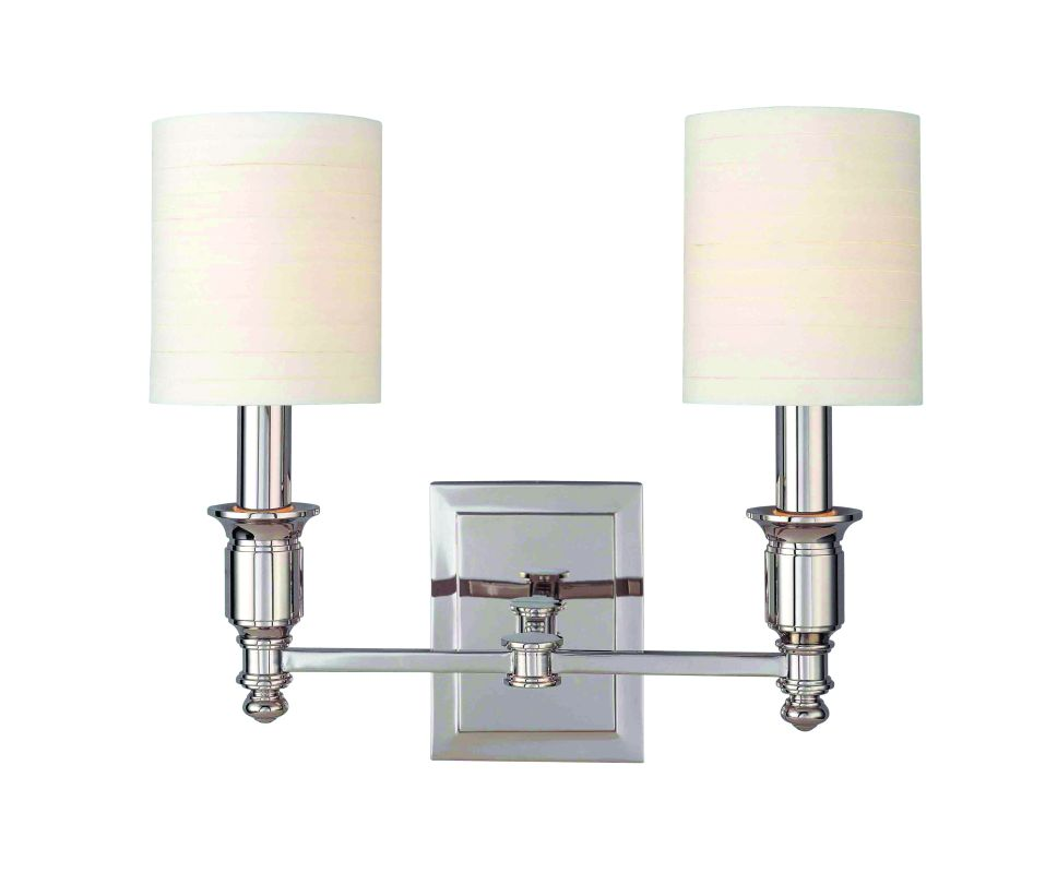Hudson Valley Lighting 7502 Two Light Up Lighting Double Wallchiere