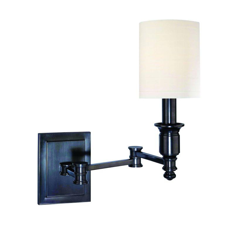 Hudson Valley Lighting 7511 Single Light Up Lighting Swing Arm