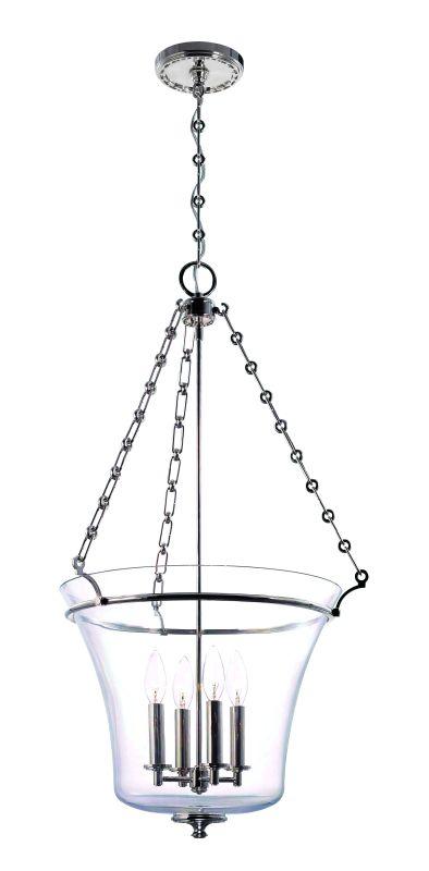 Hudson Valley Lighting 834 Four Light Up Lighting Foyer Pendant with Sale $1060.00 ITEM#: 1737711 MODEL# :834-PN UPC#: 806134124038 :