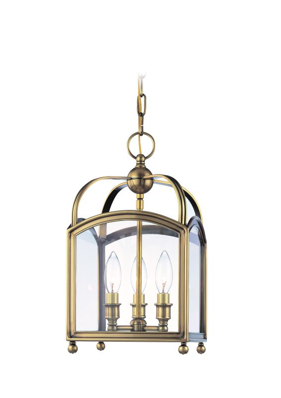 Hudson Valley Lighting 8409 Three Light Up Lighting Enclosed Mini Sale $846.00 ITEM#: 1737720 MODEL# :8409-AGB UPC#: 806134116194 :