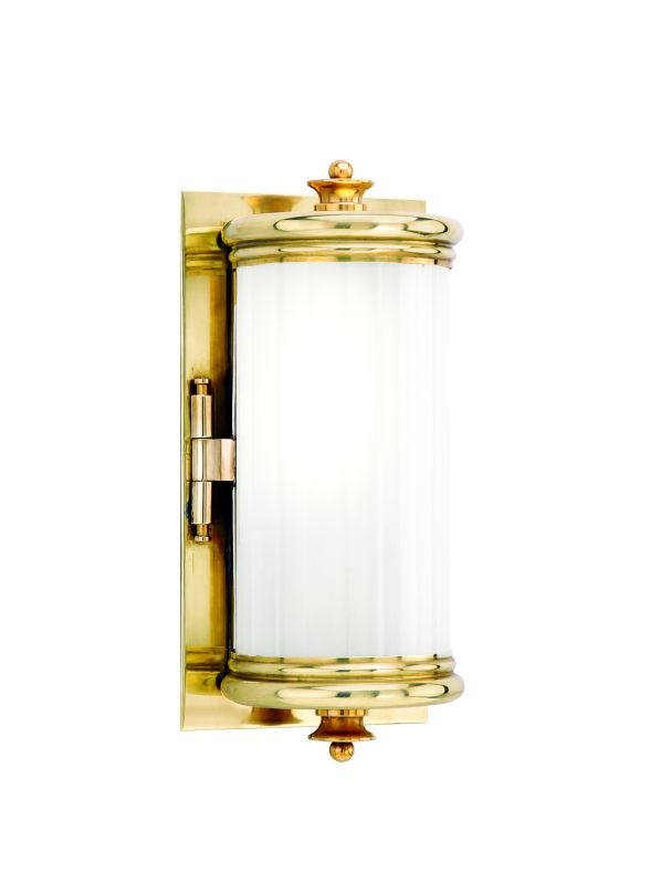 Hudson Valley Lighting 951 One Light Wall Sconce from the Bristol