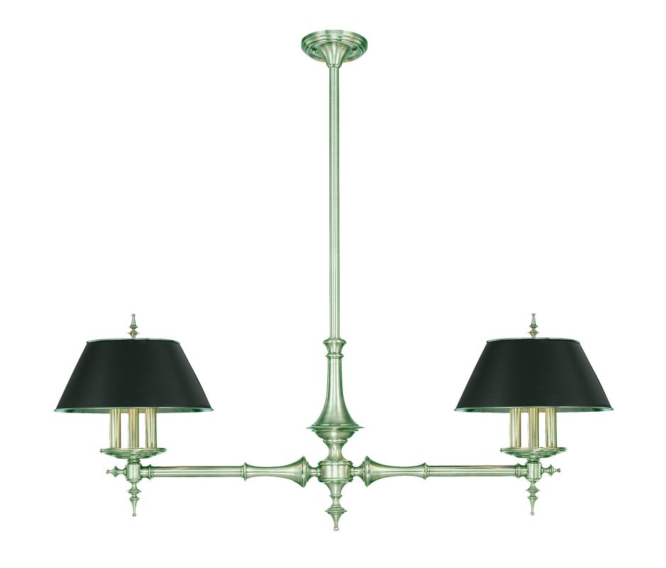 Hudson Valley Lighting 9512 Six Light Island Fixture from the Bristol Sale $2772.00 ITEM#: 525284 MODEL# :9512-AN UPC#: 806134041786 :