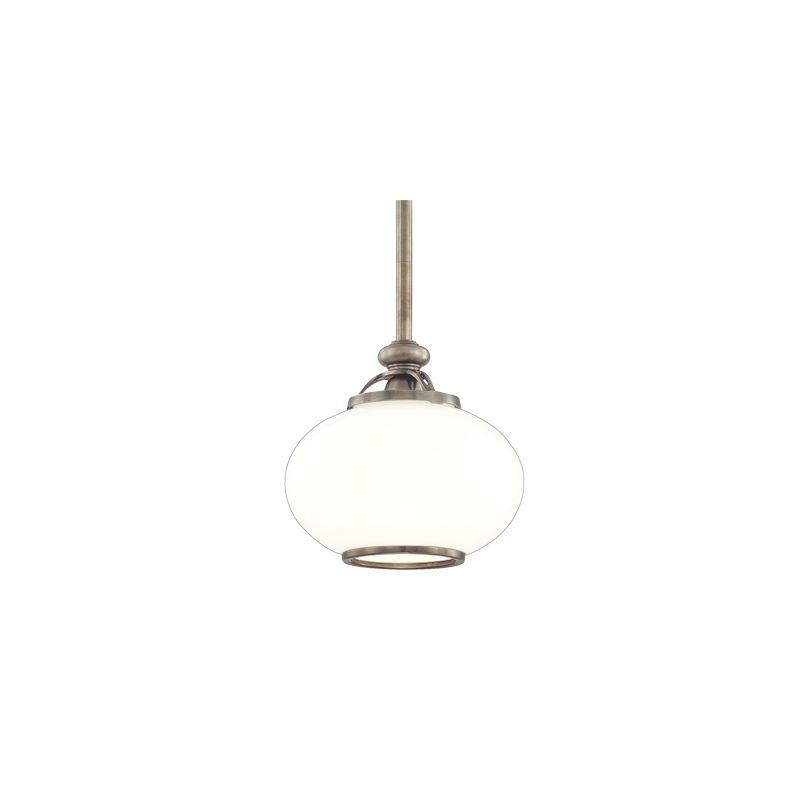 Hudson Valley Lighting 9809F One Light Semi Flush Ceiling Fixture from Sale $300.00 ITEM#: 984891 MODEL# :9809F-ON UPC#: 806134097233 :