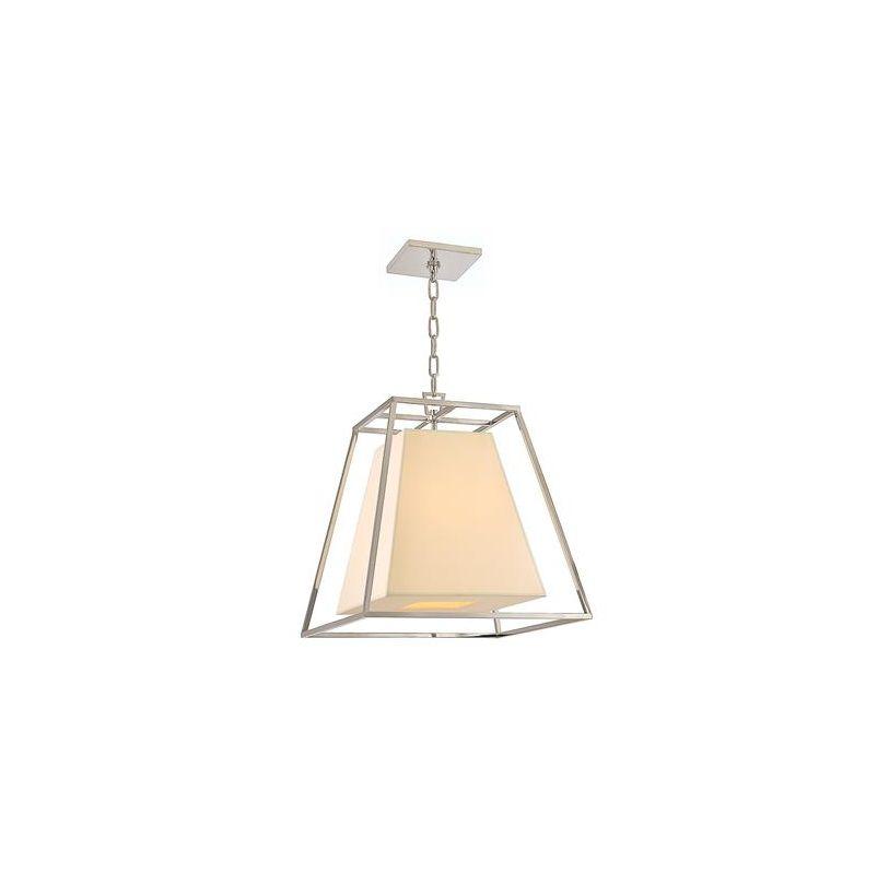 Hudson Valley Lighting 6917 Kyle 4 Light Pendant Polished Nickel Sale $856.00 ITEM#: 2259630 MODEL# :6917-PN UPC#: 806134161033 :