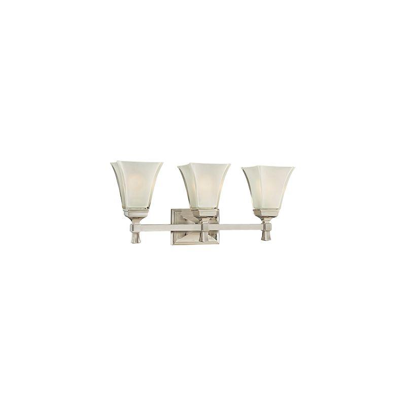 Hudson Valley Lighting 1173 Kirkland 3 Light Bathroom Vanity Fixture