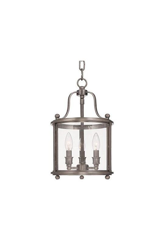 Hudson Valley Lighting 1310 Three Light Pendant from the Mansfield