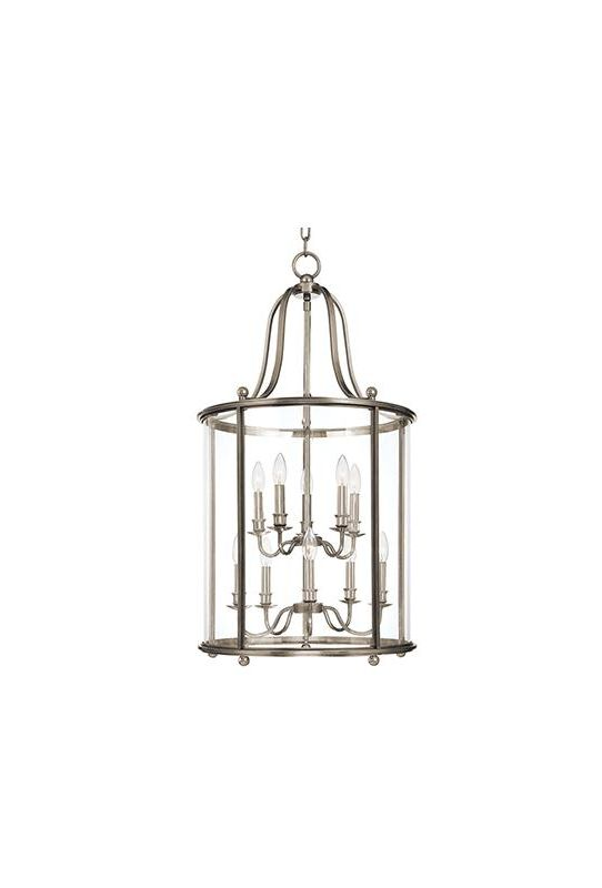 Hudson Valley Lighting 1320 Ten Light Pendant from the Mansfield