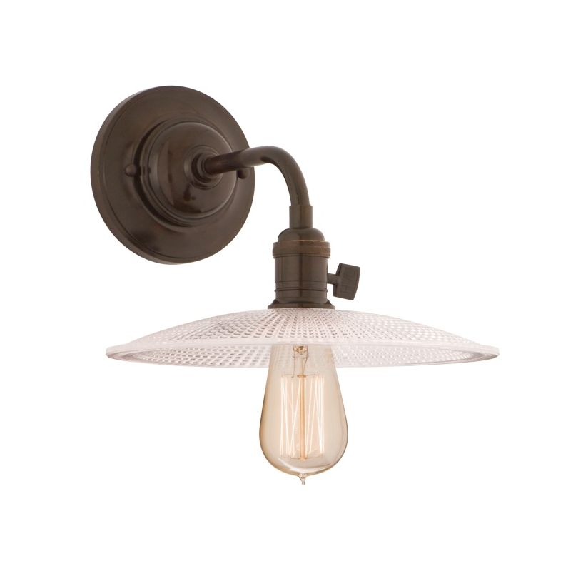 Hudson Valley Lighting 8000-GS4 Single Light Down Lighting Wall Sconce Sale $278.00 ITEM#: 1737833 MODEL# :8000-OB-GS4 UPC#: 806134103378 :