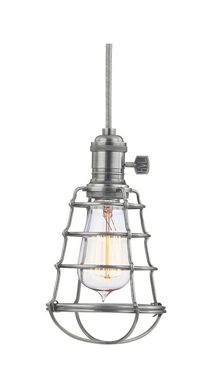 Hudson Valley Lighting 8002-WG Single Light Down Lighting Pendant with