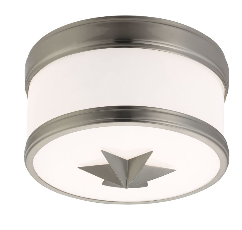 Hudson Valley Lighting 1109 Seneca 1 Light Flush Mount Ceiling Fixture Sale $268.00 ITEM#: 2295211 MODEL# :1109-SN UPC#: 806134158729 :