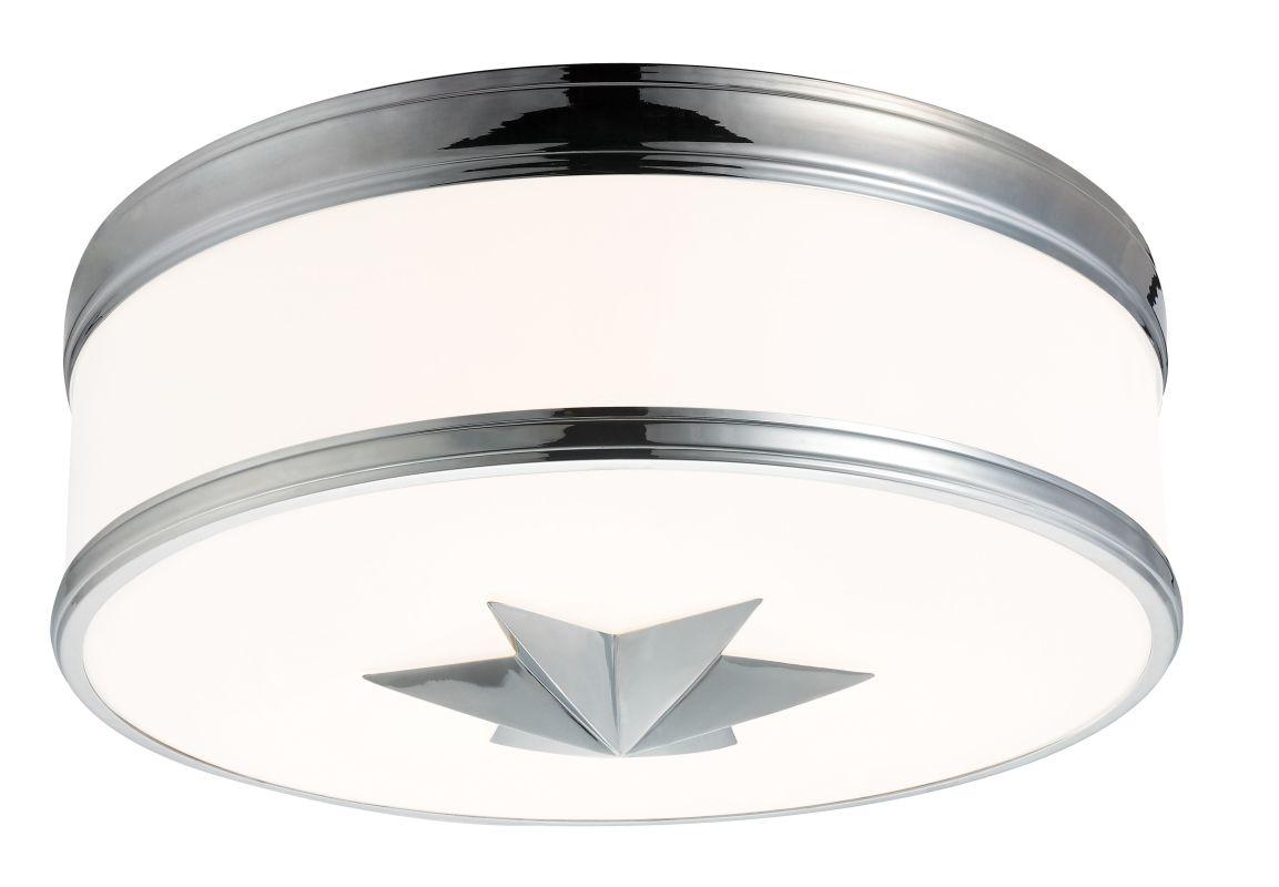 Hudson Valley Lighting 1115 Seneca 3 Light Flush Mount Ceiling Fixture Sale $462.00 ITEM#: 2295219 MODEL# :1115-PC UPC#: 806134158804 :