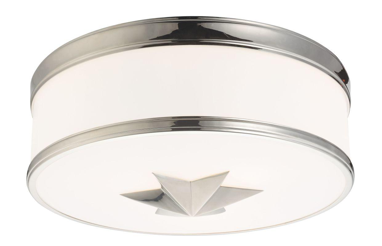 Hudson Valley Lighting 1115 Seneca 3 Light Flush Mount Ceiling Fixture Sale $462.00 ITEM#: 2295220 MODEL# :1115-PN UPC#: 806134158811 :