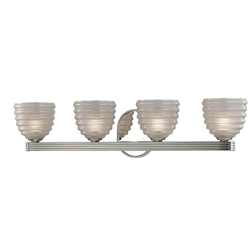 "Hudson Valley Lighting 1134 Thorton 4 Light 26"" Bathroom Vanity Light"