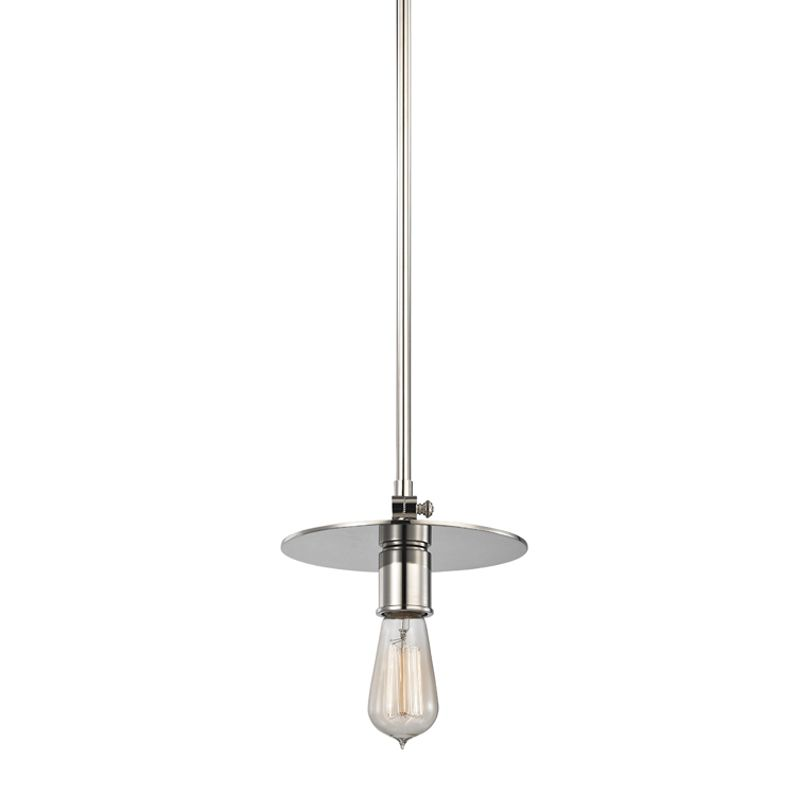 "Hudson Valley Lighting 1160 Walker Single Light 8.25"" Wide Pendant"