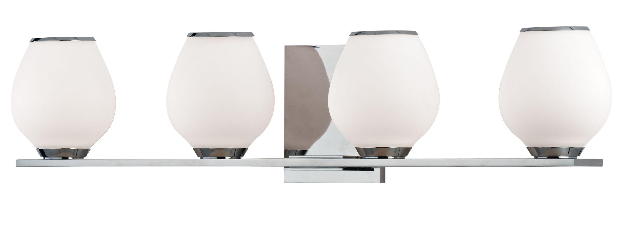 Hudson Valley Lighting 1194 Verona 4 Light Xenon Bathroom Vanity Light Sale $193.60 ITEM#: 2295067 MODEL# :1194-PC UPC#: 806134158897 :