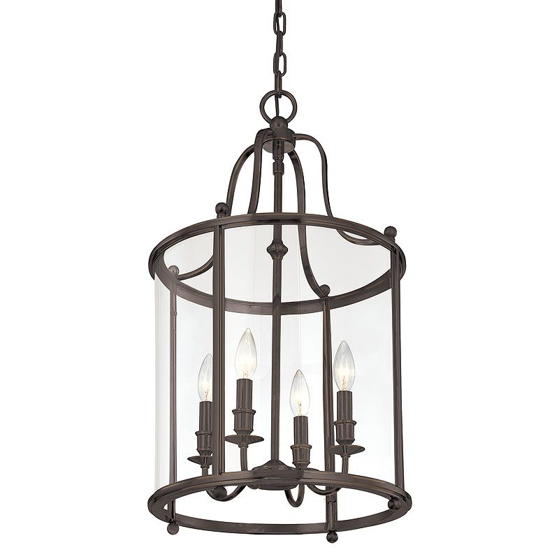 Hudson Valley Lighting 1315 Four Light Pendant from the Mansfield