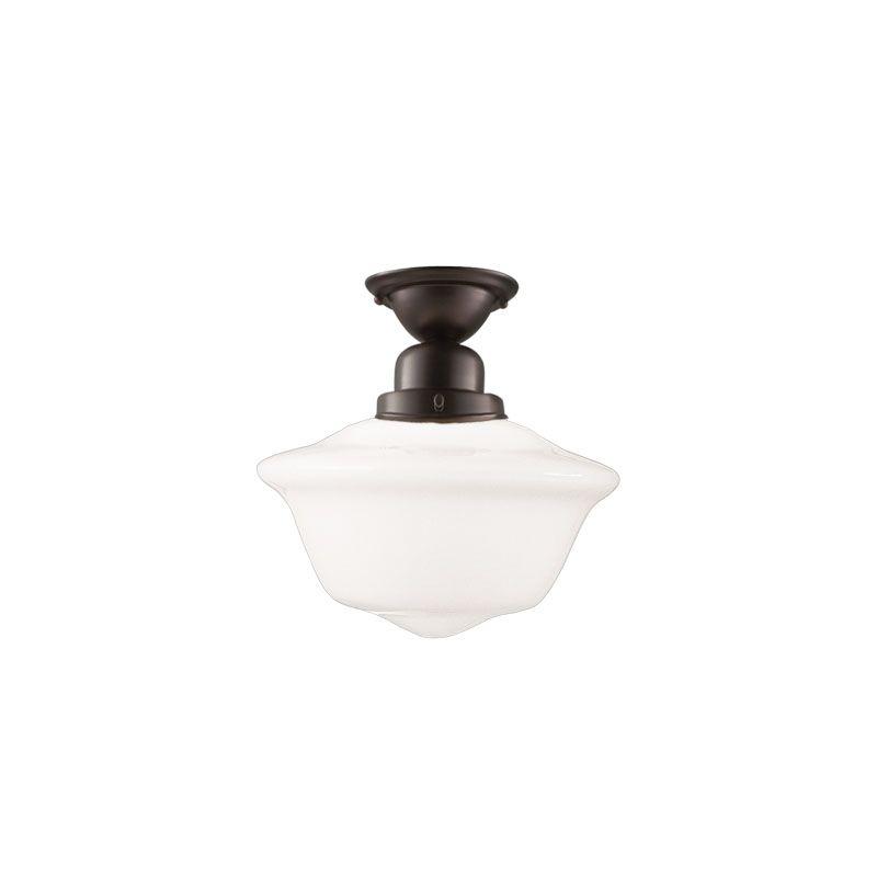 Hudson Valley Lighting 1615F Edison Collection 1 Light Semi Flush Sale $342.00 ITEM#: 983270 MODEL# :1615F-OB UPC#: 806134005702 :