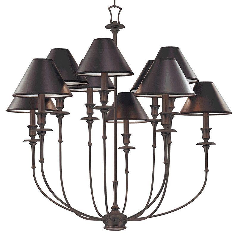 Hudson Valley Lighting 1860 Ten Light Up Lighting Candelabra Style Two Sale $1552.00 ITEM#: 1737187 MODEL# :1860-OB UPC#: 806134105136 :