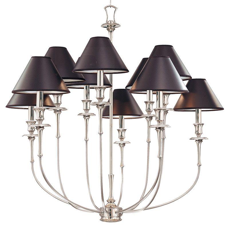Hudson Valley Lighting 1860 Ten Light Up Lighting Candelabra Style Two Sale $1552.00 ITEM#: 1737188 MODEL# :1860-PN UPC#: 806134105143 :