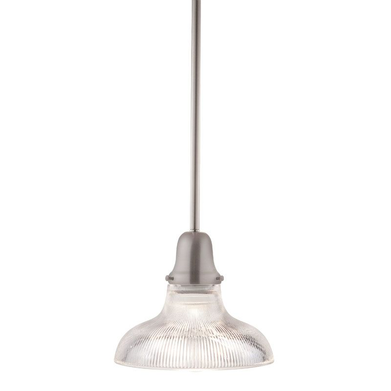 Hudson Valley Lighting 19-R08 Single Light Down Lighting Pendant with Sale $290.00 ITEM#: 1737120 MODEL# :19-SN-R08 UPC#: 806134110802 :