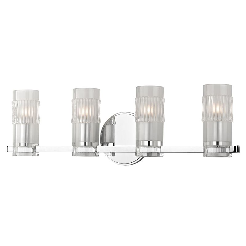 "Hudson Valley Lighting 2024 Malone 4 Light 23"" Bathroom Vanity Light"