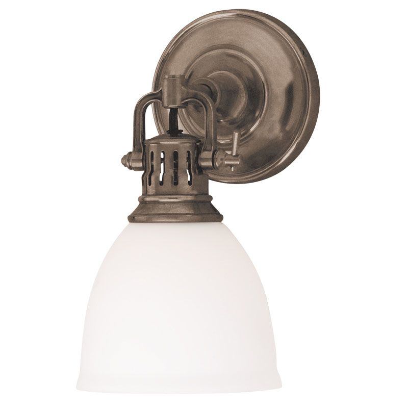 Hudson Valley Lighting 2201 One Light Wall Sconce from the Pelham