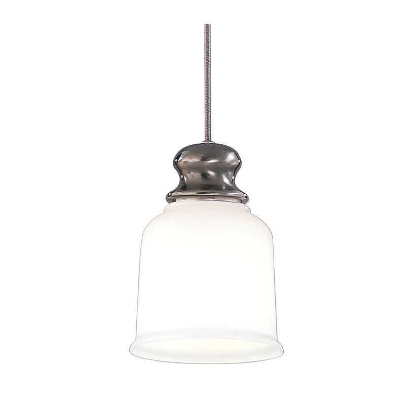 Hudson Valley Lighting 2321 Riverton 1 Light Pendant Antique Nickel
